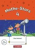 Mathe-Stars - Regelkurs - 4. Schuljahr: Übungsheft - Mit Lösungen
