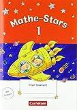 Mathe-Stars - Regelkurs - 1. Schuljahr: Übungsheft - Mit Lösungen