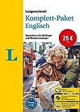 Langenscheidt Komplett-Paket Englisch: Sprachkurs mit 2 Büchern, 6 Audio-CDs, MP3-Download, Software-Download: Sprachkurs für Einsteiger und ... Sprachkurs für Anfänger und Wiedereinsteiger