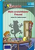 Mein unsichtbarer Freund - Leserabe 2. Klasse - Erstlesebuch für Kinder ab 7 Jahren (Leserabe - 2. Lesestufe)