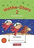 Mathe-Stars - Grundwissen - 2. Schuljahr: Übungsheft - Mit Lösungen