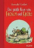 Das große Buch von Frosch und Kröte