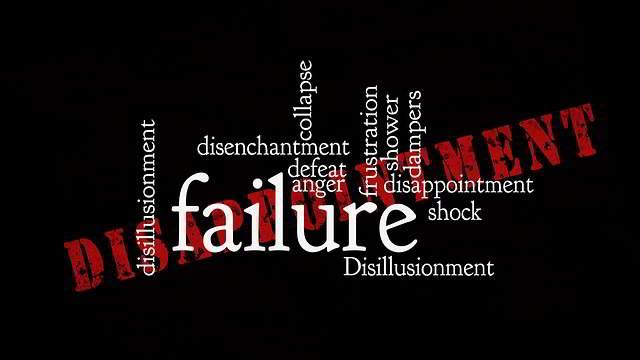 Dein Misserfolg ist eine Chance!