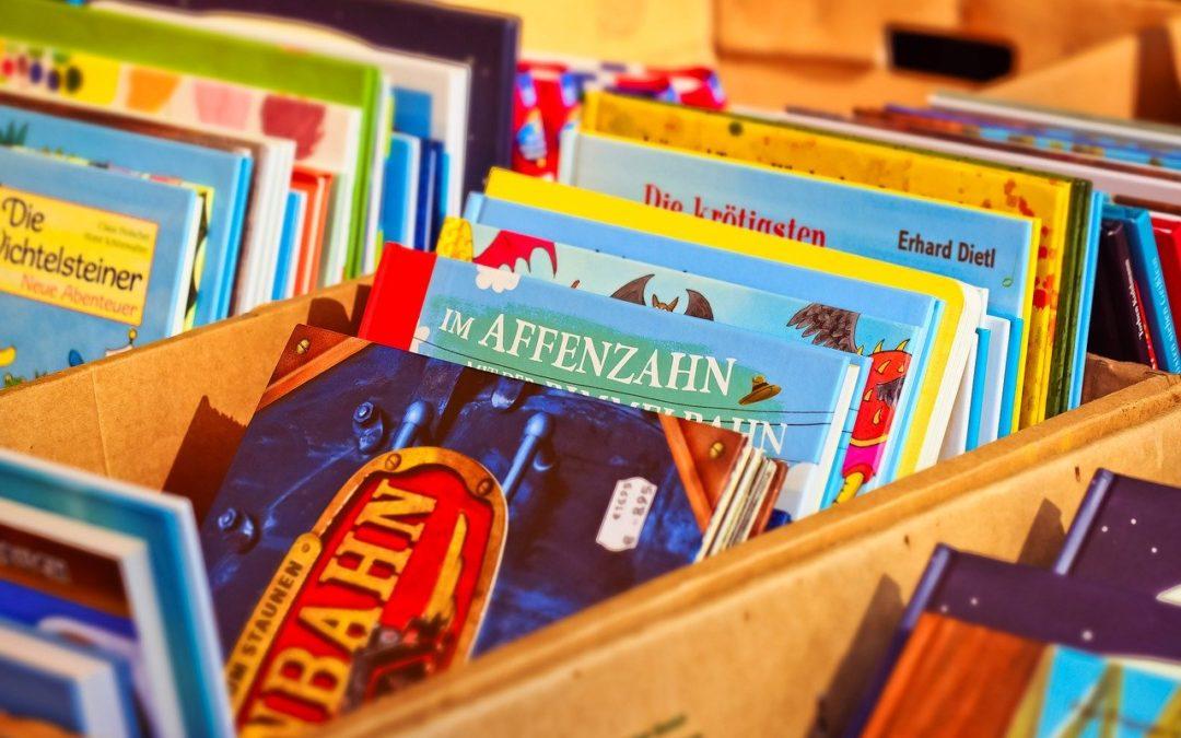 5 tolle Bücher zum Lesen lernen